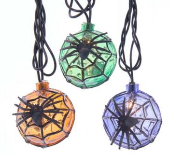 SPIDER WEB BALL LIGHTS