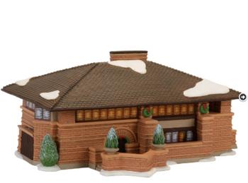 FLW HEURTLEY HOUSE