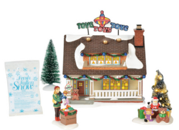 TOY HOUSE - BOXED SET