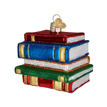 STACK OF BOOKS - 32112