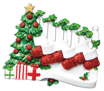 "FREE personalization with purchase! Make your gift a personal one by customizing with a name and/or date. We offer a large selection of ""personalizable"" gifts and ornaments for all sorts of occasions. And hanging ornaments can be featured in a variety of ways throughout the year. Whatever you choose, the recipient is sure to treasure the thoughtful touch of a unique, personalized gift."
