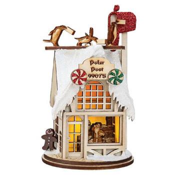 polar post office ginger cottage