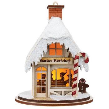 santa's workshop ginger cottage