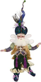 Mark Roberts Proud Peacock Fairy Small