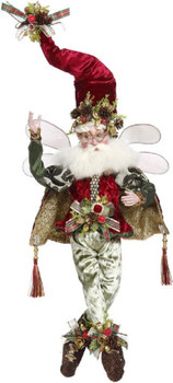 FAIRY OF CHRISTMAS PAST MD