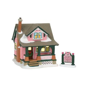 AUNT CLARA'S HOUSE