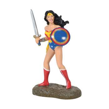 Wonder Woman of DC Comics by Department 56. Figurine