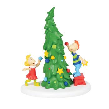 WHO-VILLE CHRISTMAS TREE