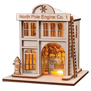 NORTH POLE ENGINE CO #1