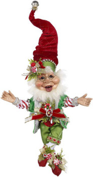 CANDY CANE ELF - SMALL