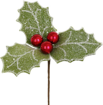 CANDIED HOLLY PICK