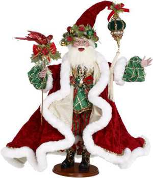 CHRISTMAS MAGIC SANTA - 24 INCHES