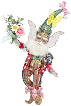 FLOWER GARDEN FAIRY - SMALL, 10 INCHES