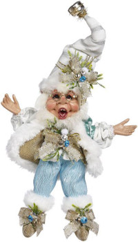 FROSTY ELF - MEDIUM, 17 INCHES