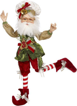 NP 3 FRENCH HENS ELF - 51-97016