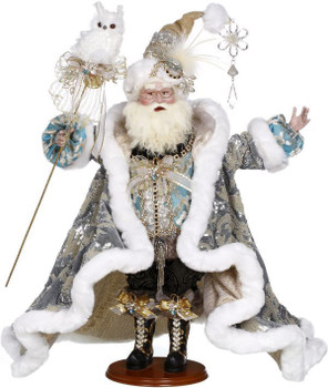 WISE WINTER SANTA - 25 INCHES