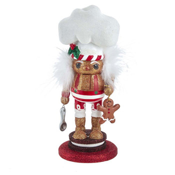 GINGERBREAD BAKER NUTCRACKER