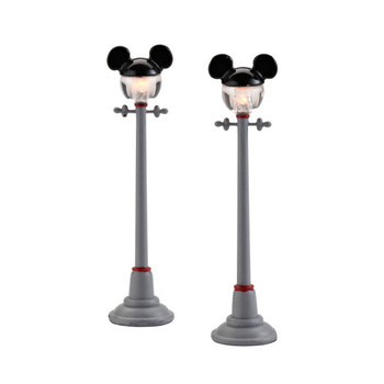 MICKEY STREET LIGHTS