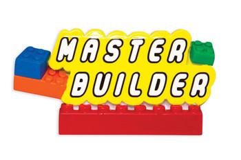 LEGO MASTER BUILDER ORN - OR1579