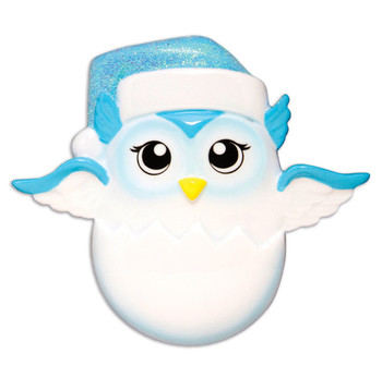 BABY CHICK BLUE ORN