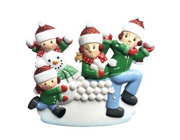 4 SNOWBALL FAMILY