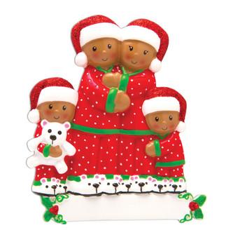 4 PJ FAMILY OF - AA1470-4