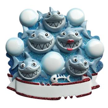 5 SHARK FAM