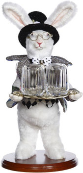 Salt and pepper rabbit by mark roberts