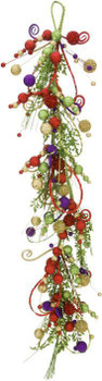 Festive Garland by Mark Roberts