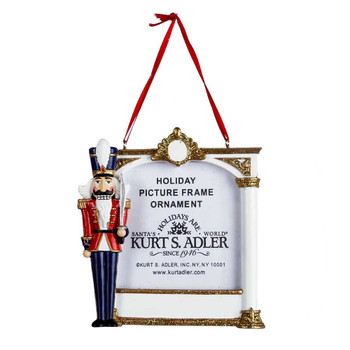 Nutcracker Soldier Frame