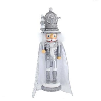 Silver King Nutcracker