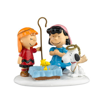 PEANUTS PAGEANT