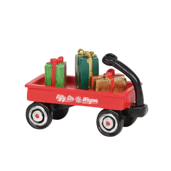 CHRISTMAS IN A WAGON - 6003181