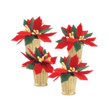 POTTED POINSETTIAS - 802460