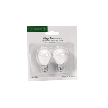 REPLACEMENT 3V LIGHT BULB