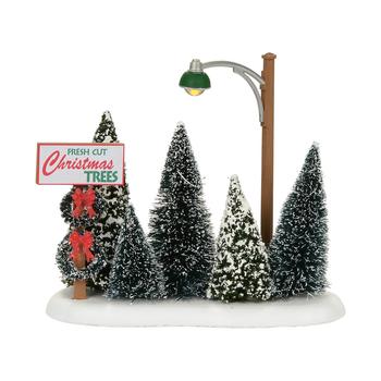 LIT CHRISTMAS TREE LOT - 4054239