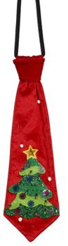 Tree Ugly Tie  Festive Tie Decor by Mark Roberts