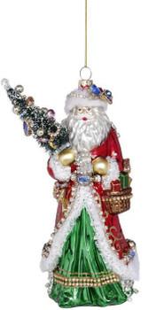 Traditional Santa by Mark Roberts