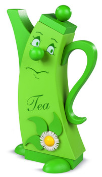 TEA POT SMOKER