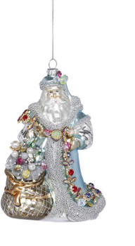 Night Before Christmas Santa by Mark Roberts