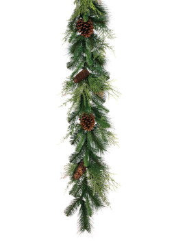 MIXED PINE GARLAND