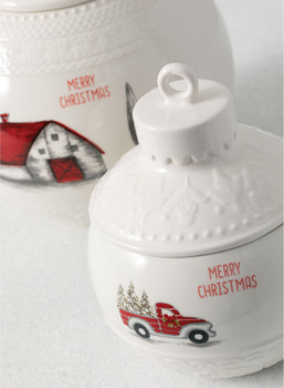 HOLIDAY CANISTER