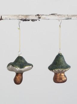 ROUND GREEN MUSHROOM