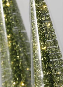 GLASS LED TREE