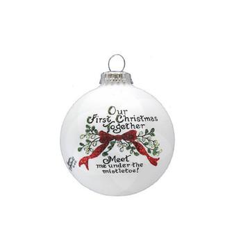 1ST CHRISTMAS MISTLETOE - 172