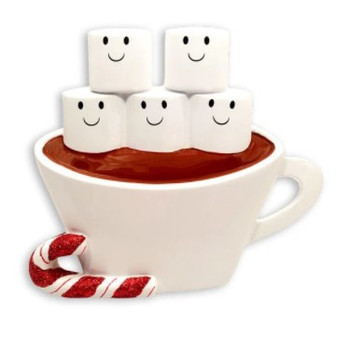 5 HOT CHOCOLATE FAMILY - OR1213-5