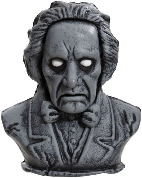 SCARY ANIMATED BUST