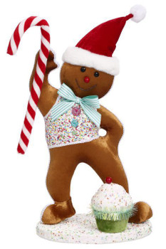 SPRINKLE GINGERBREAD MAN