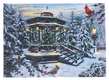 WINTERY GAZEBO - OSW208220