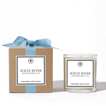 ICICLE RIVER CANDLE